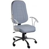cadeira para escritório com apoio de braço  preço no Ribeirão Pires
