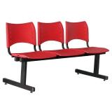 cadeiras longarinas para escritório preço na Santana de Parnaíba