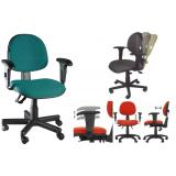 cadeiras para escritório de secretária em Jandira