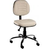 cadeiras para escritório giratória simples em Ferraz de Vasconcelos