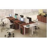 mesa de estação de trabalho