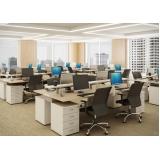 mesa estação de trabalho para empresas