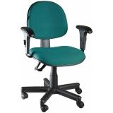 loja de cadeira para escritório giratória simples no Suzano