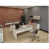 mesa de escritório estação de trabalho em Cajamar