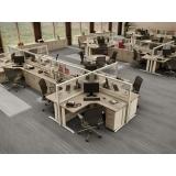 mesas de canto estação de trabalho em ARUJÁ