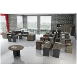 móveis corporativos de escritórios em Alphaville