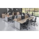 móvel corporativo de escritório