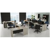 móveis corporativos para escritório pequeno preço na Itaquaquecetuba