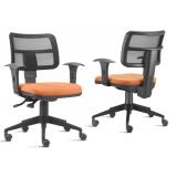quanto custa cadeira ergonômica presidente em Alphaville