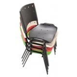 quanto custa cadeira para escritório fixa no Suzano