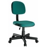 quanto custa cadeira para escritório giratória simples em Vargem Grande Paulista